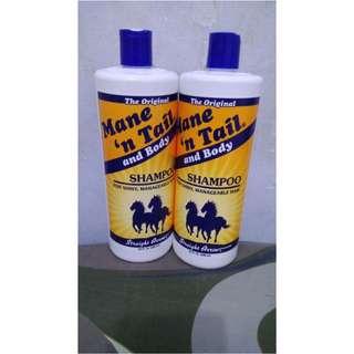 Mane n tail 946ml big size shampoo