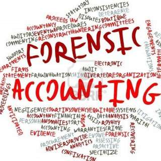 Forensic Business Investigation Textbook / Notes / Assignments