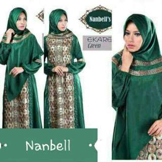 Dress Nanbell's Ekarema