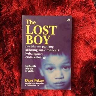 Lost Boy by Dave Pelzer