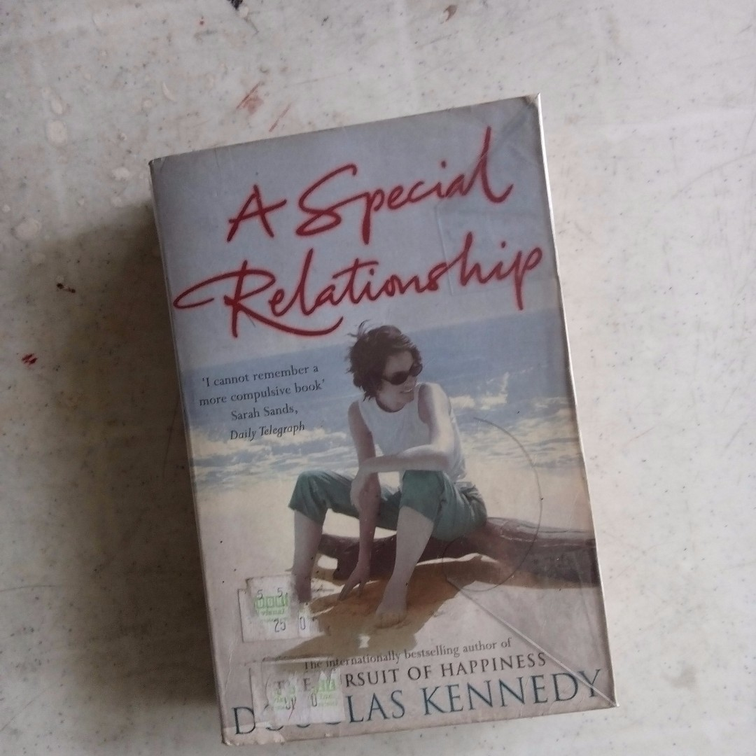 A Special Relationship - Douglas Kennedy