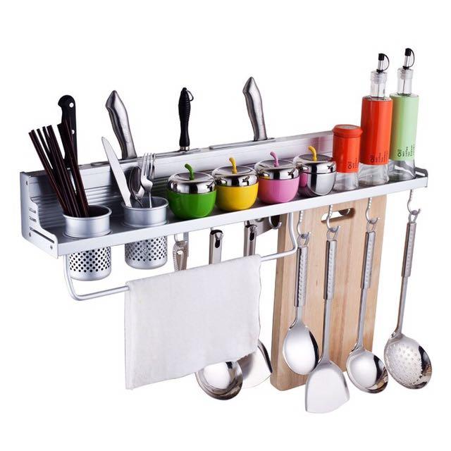 Aluminum Kitchen Storage Rack