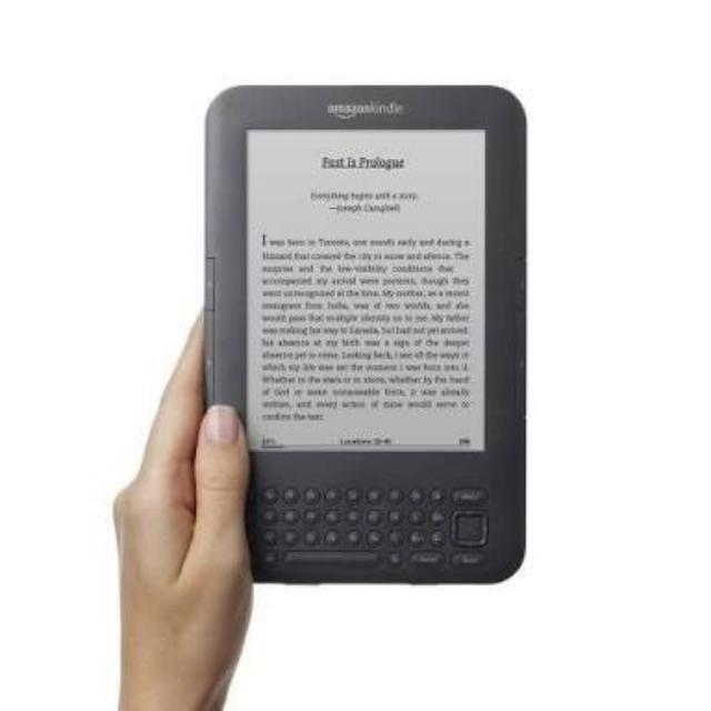 Amazon Kindle Keyboard (3rd Generation)