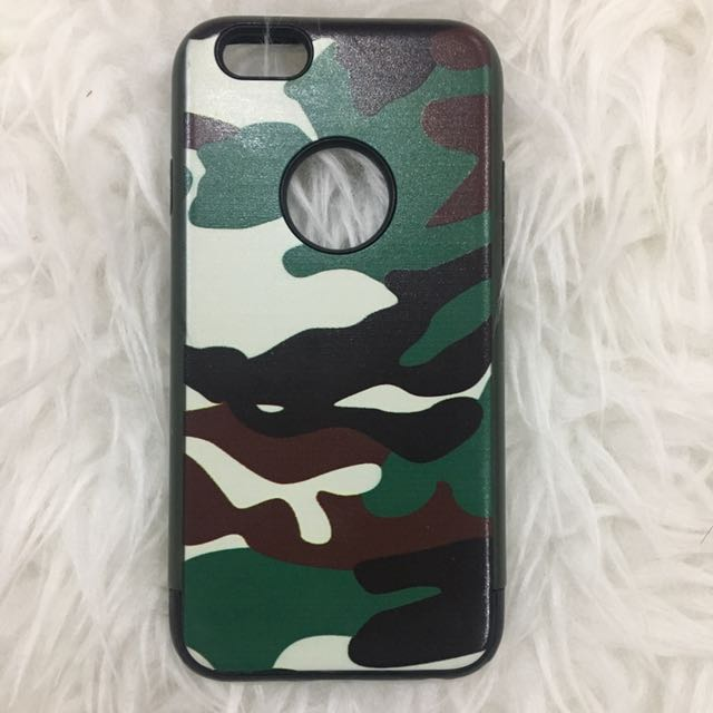 Army Case Iphone 6/6s