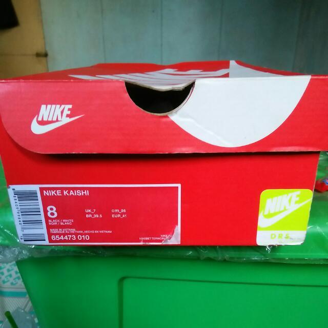 Authentic Nike Kashi :)