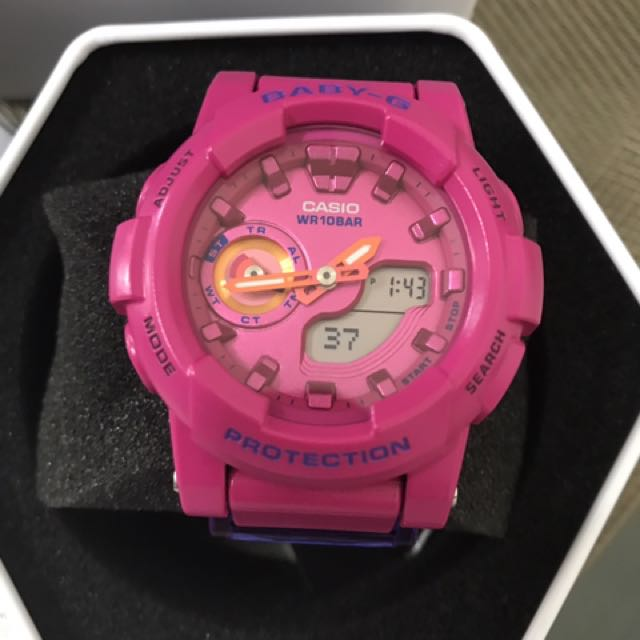 G-Shock Casio from Singapore