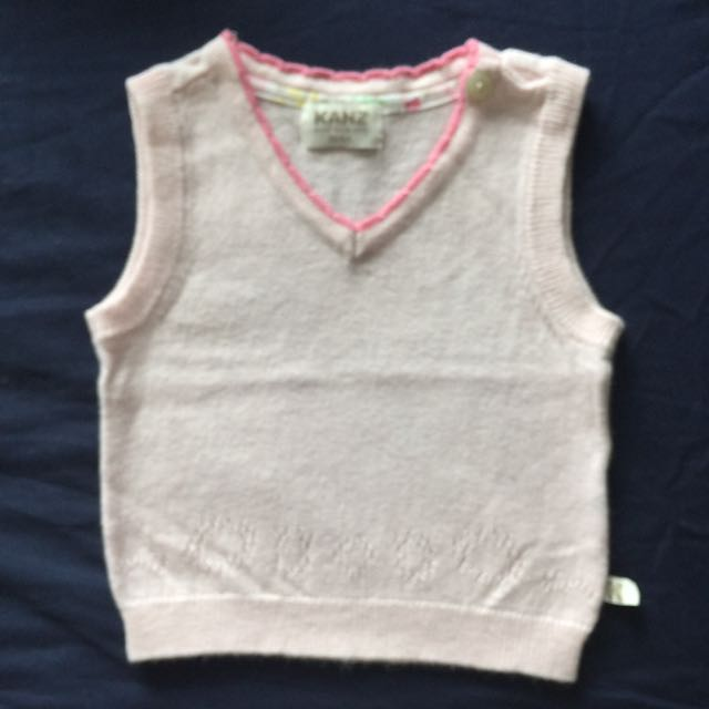 Baby Vest / Outerwear