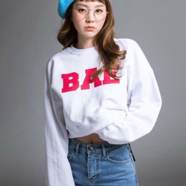 """""""Bae"""" SweetJumper (Made In Korea)"""