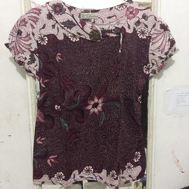 Batik ungu