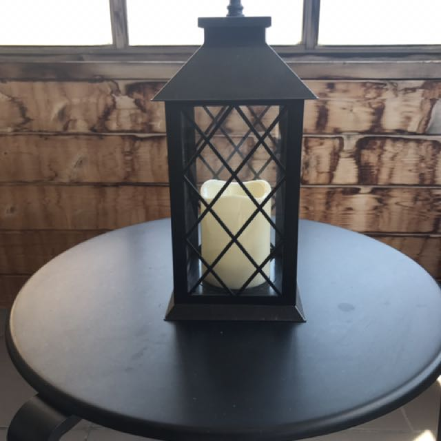 Battery Operated Candle Lantern