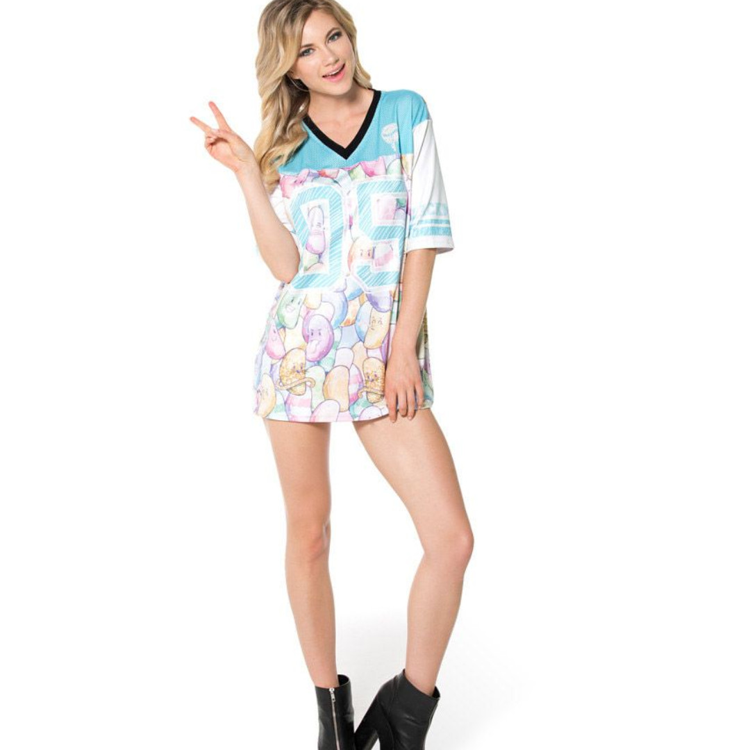 Black Milk - Are You Jelly Touchdown - Large /blackmilk