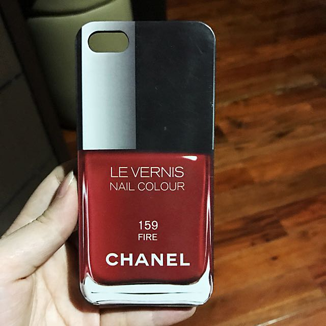 CHANEL Iphone 5/5S Case