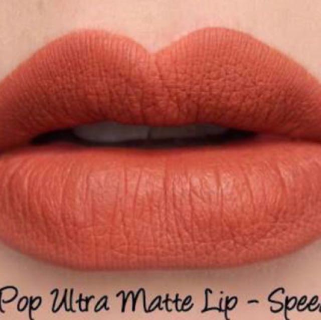 Colourpop Ultra Matte Liquid Lipstick In Speed Dial