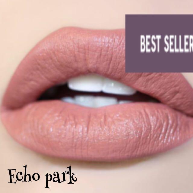 Colourpop Ultra Satin Liquid Lipstick In Echo Park