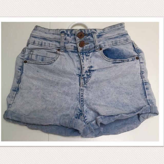 Cotton On High Waist Shorts