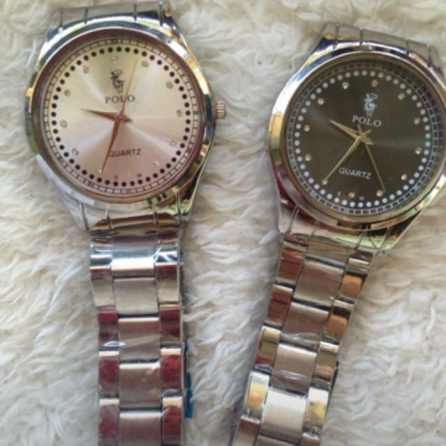 Couple Watch 150 Each