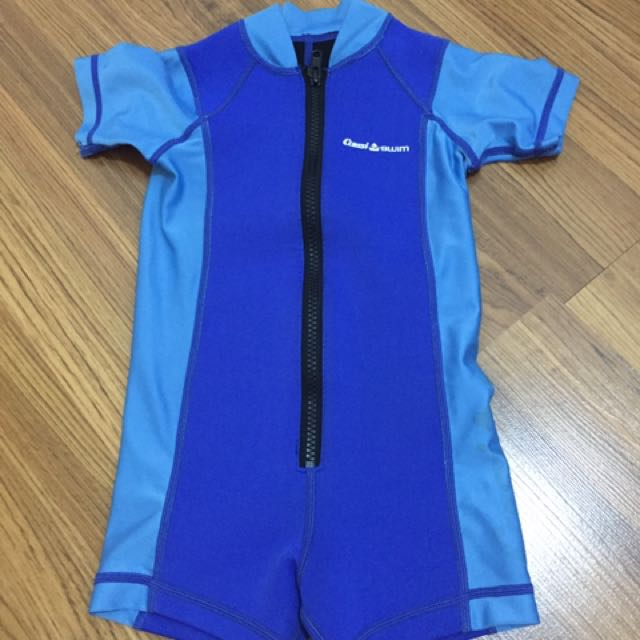 0bfc385d07 Cressi Boys Swim Wetsuit, Babies & Kids, Boys' Apparel on Carousell
