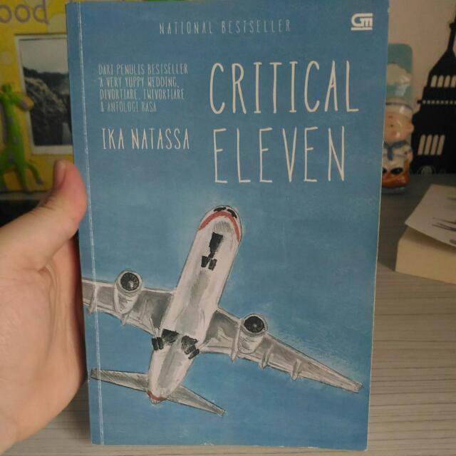 Critical Eleven (Ika Natassa)