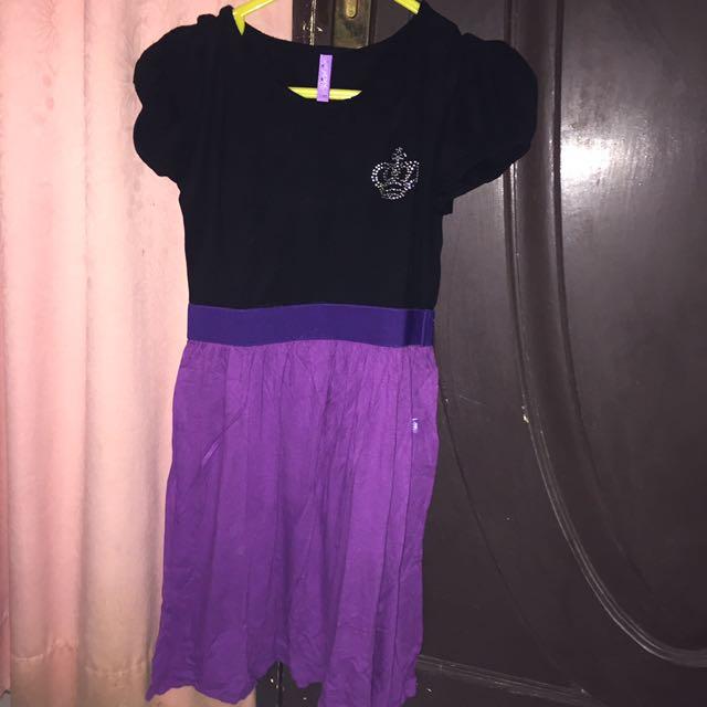Crown Purple Black