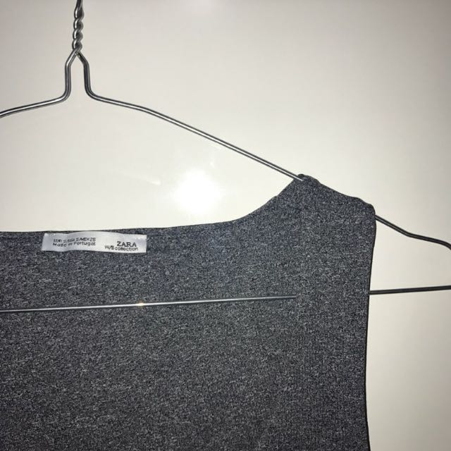 Cute Zara Stretchy Shirt