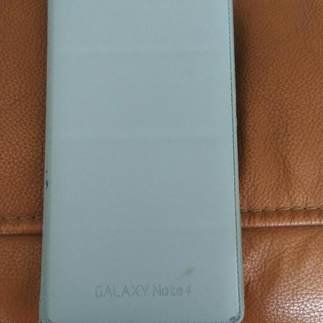 Dijual Samsung Galaxy Note 4