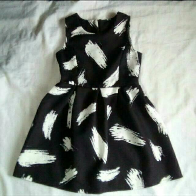 Balloon skater DRESS