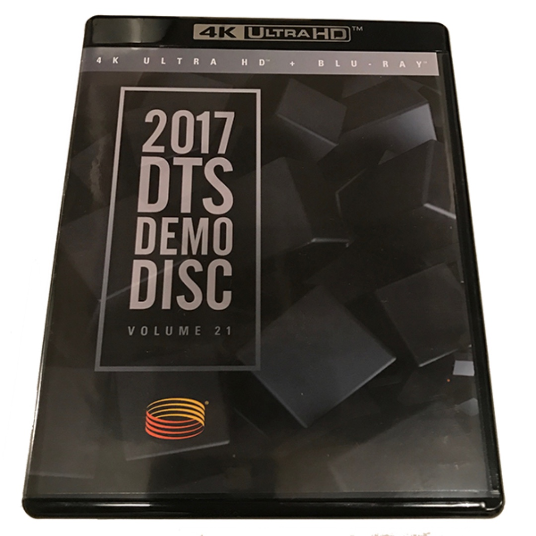 dts music demo disc