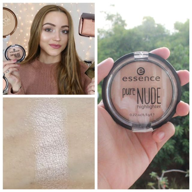 ESSENCE PURE NUDE HIGHLIGHTER - 10 BE MY HIGHLIGHT