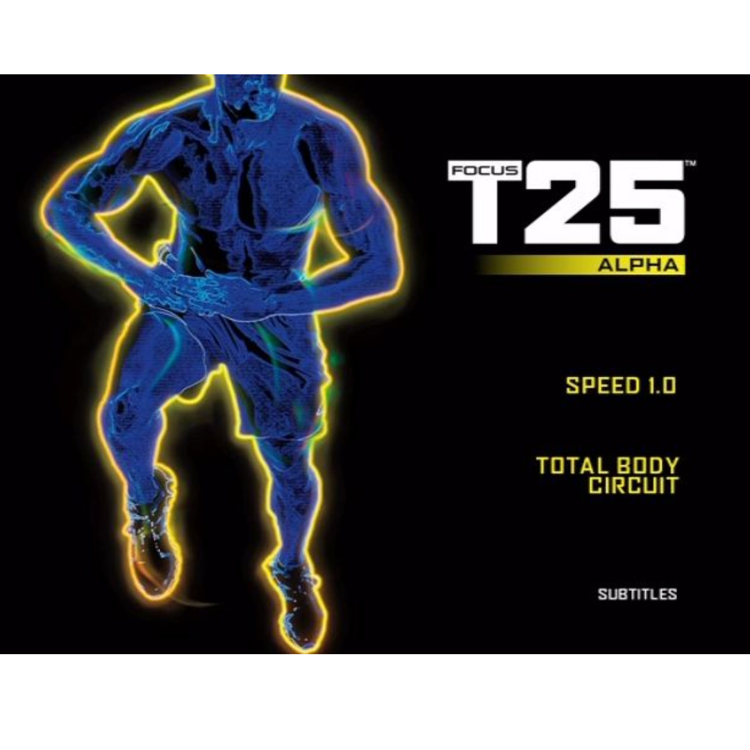 Focus T25 Workout on Carousell