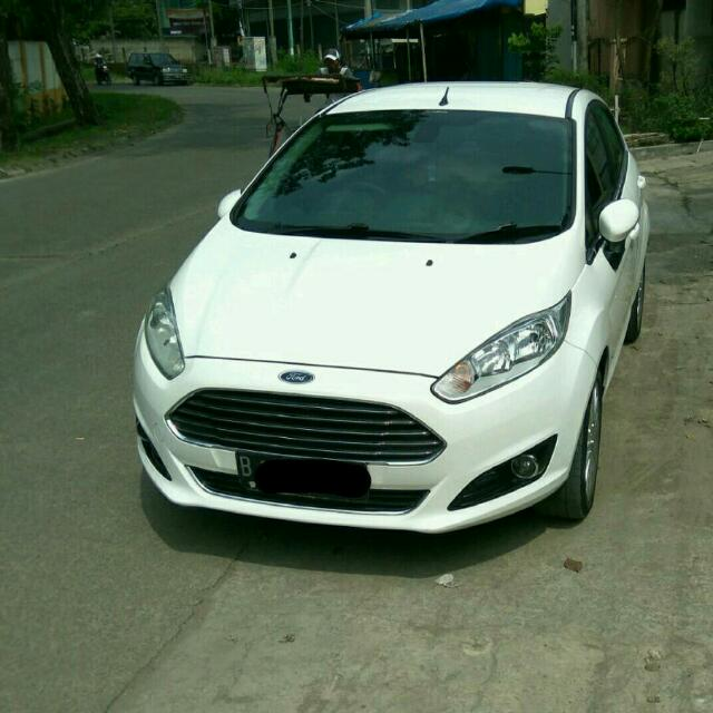 Ford Fiesta S Facelift AT 2013 2014 Cars For Sale On Carousell
