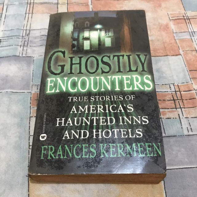 Ghostly Encounters (horror book:Frances Kermeen)
