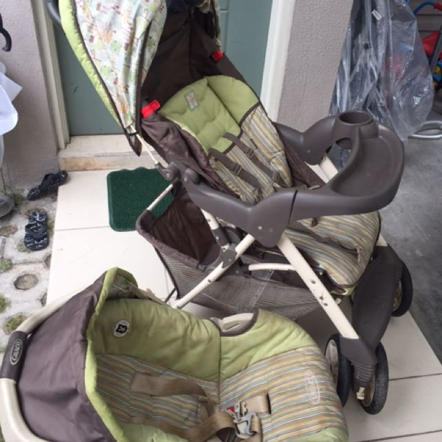 Graco stroller & Car seat