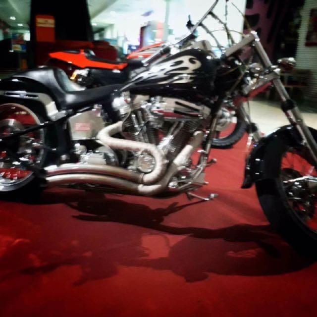 Harley Davidson S&S Custom Bike
