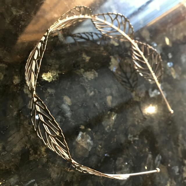 Headband Leaf Accessory