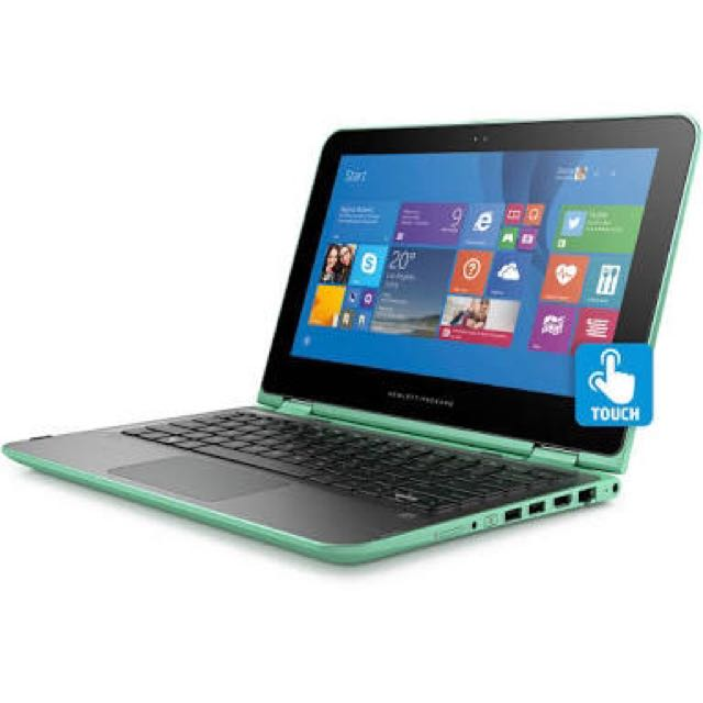 HP Pavilion Limited Edition TORQUOISE
