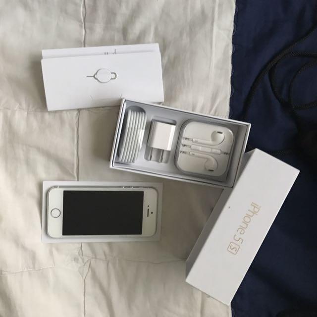 Iphone 5s 32GB (GPP LTE)
