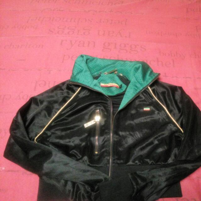 Jaket Mini 1/2 Badan