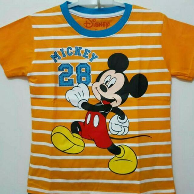 Kaos Anak Mickey 003