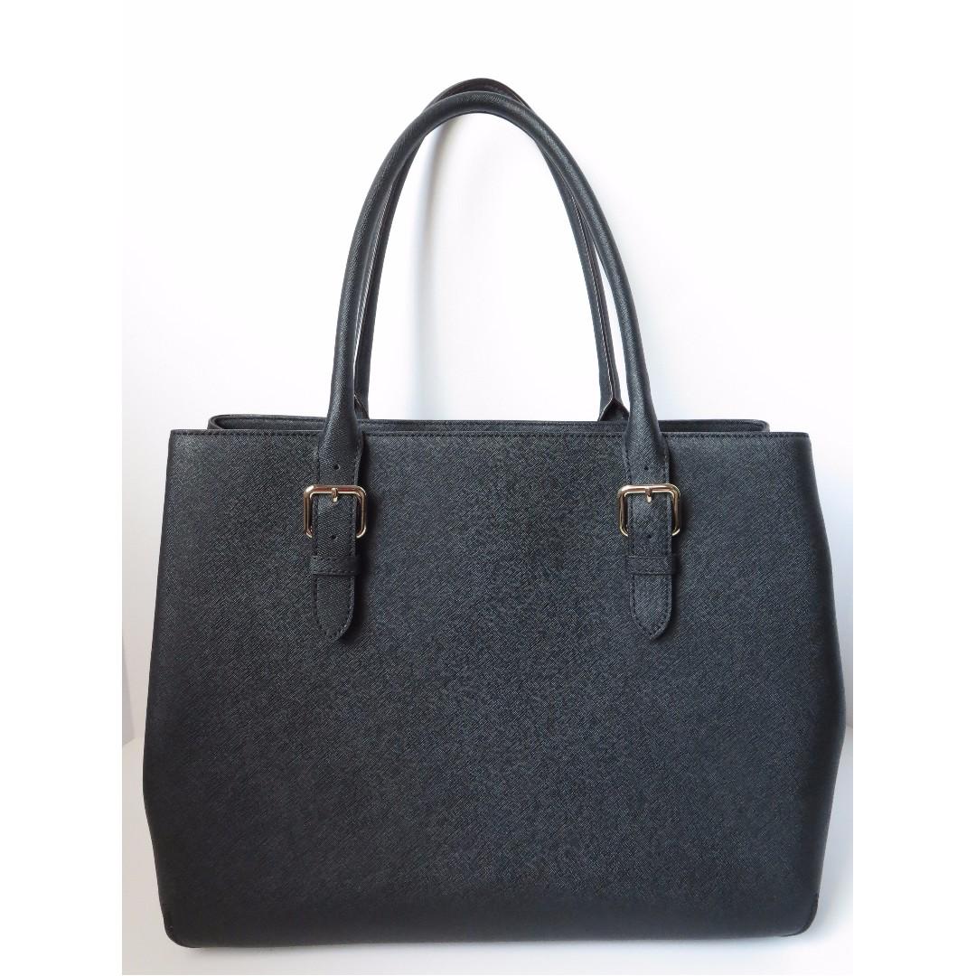 Kate Spade Cove Street Airel Tote Bag Black