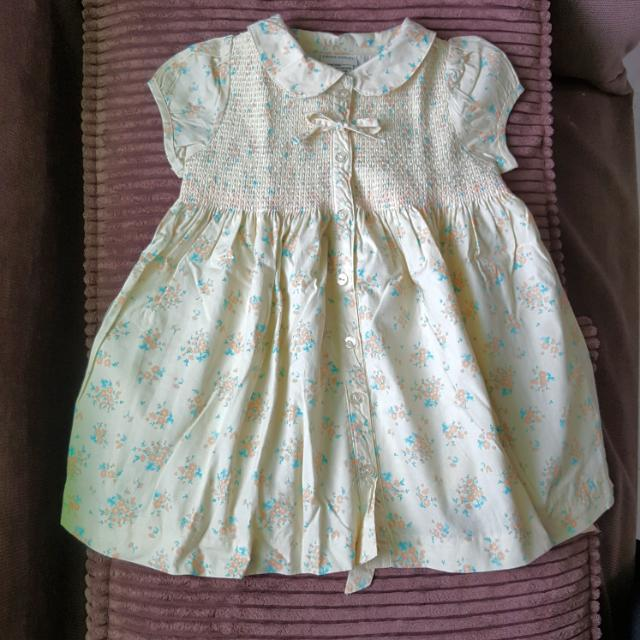 Laura Ashley Dress For Babies 12 Months