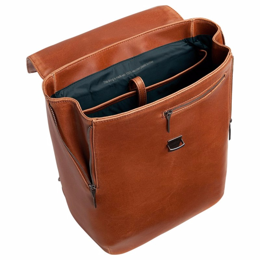 Matt & Nat Fabi Backpack Chili Brown