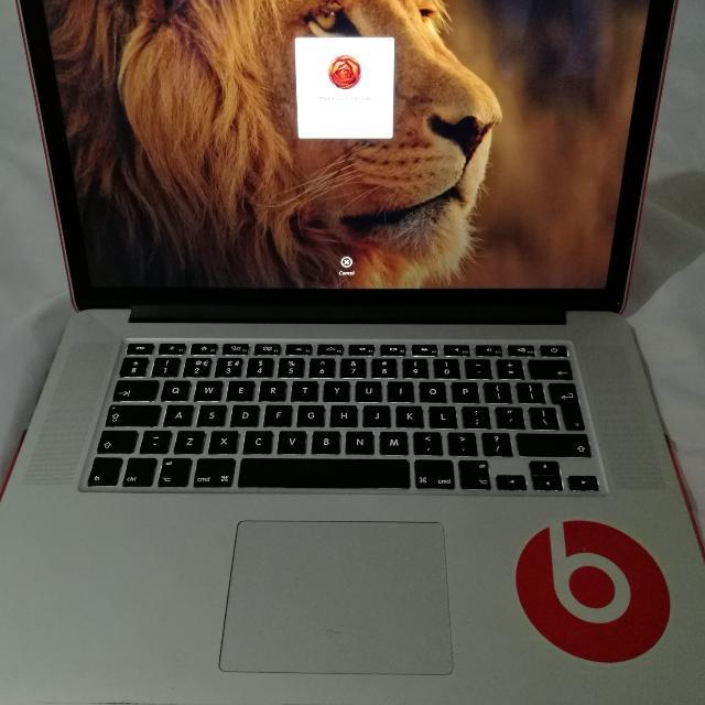 Mcbook Pro (apple) i7