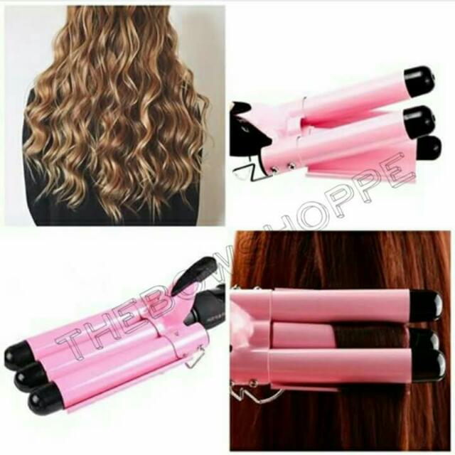 Mermaid Curler