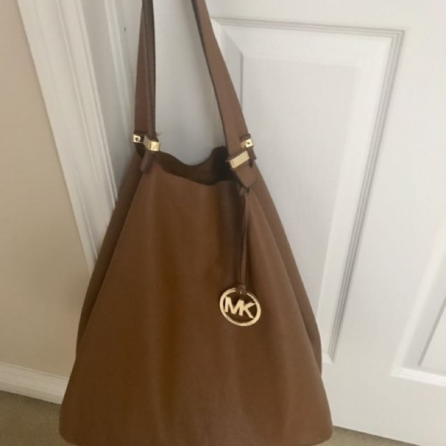 Michael Kors floppy Hobo Bag