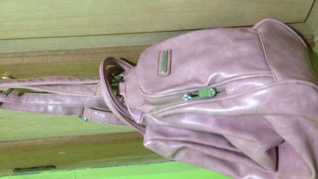 Michaela Knapsack/shoulder Bag