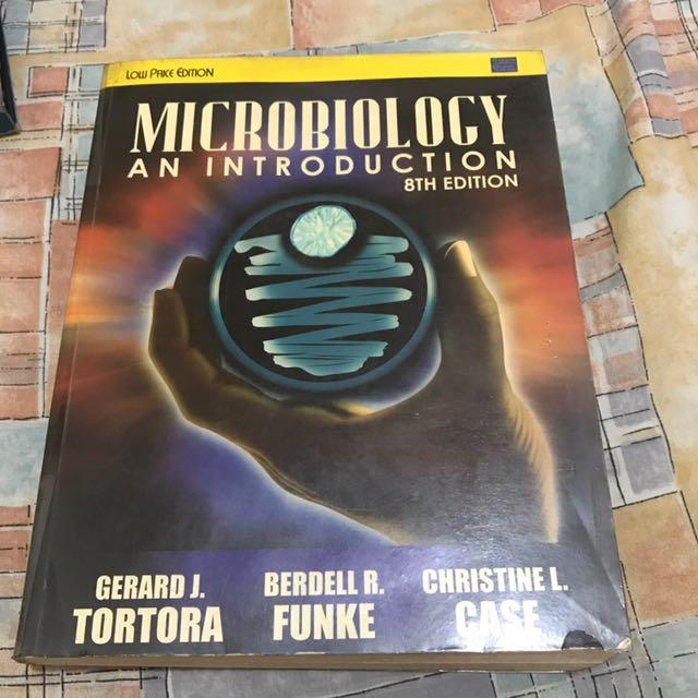 Microbiology By Tortora, et al