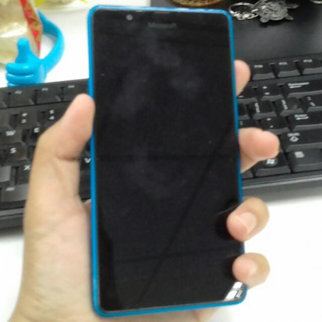 Microsoft Lumia 540 Dual Sim for sale or swap to samsung J7 2016 or iphone 5s