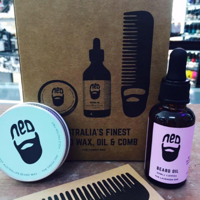 Ned Beard Oil Pack