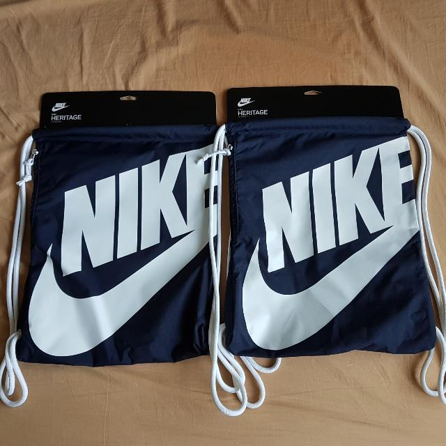 2fa0920d2464 SOLD OUT    Nike Heritage Drawstring Bag