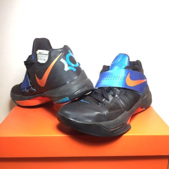 Nike Zoom KD IV - Size 7.5